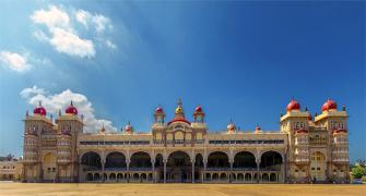Pix: Inside the magnificent Mysore palace