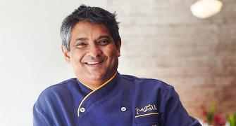 The chef who is taking Indian cuisine to New York