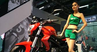 Auto Expo 2016: Bikes, glamour, launch!