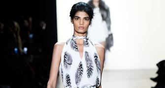 In Pics: India shines at New York Fashion Week