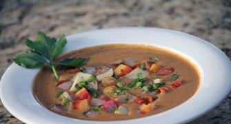 Recipes: 10 hearty winter soups