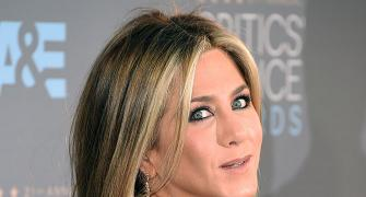 Jennifer Aniston wants to rock a bikini at 80