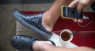 Why you should leave your shoes outside the house