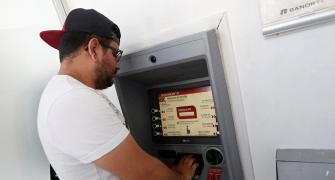 Now, get a personal loan at your ATM