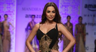 In Pics: Malaika, Aditi turn showstoppers