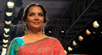 How to win over the world, Shabana Azmi style