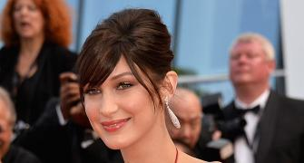 Hot or HOT? Bella Hadid goes commando at Cannes