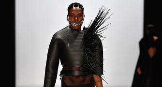 PICS: Runway trends NOT for the faint hearted