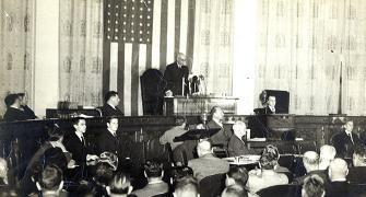 Did you know Nehru was first PM to address US Congress?