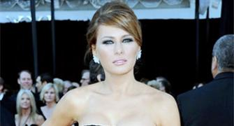 11 reasons why Melania makes a fashionable First Lady