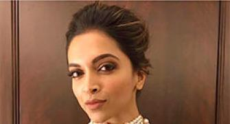 Deepika, Big B shine at Yuvi's brand launch