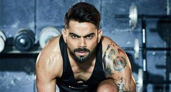 How to make workouts fun like Virat Kohli