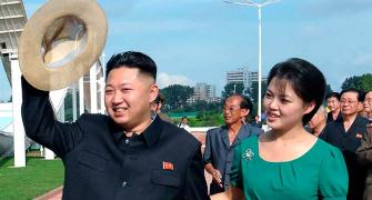Being the wife of North Korea's dictator Kim Jong-un