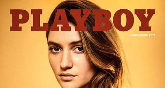 #Naked is normal: Like Playboy's new cover?