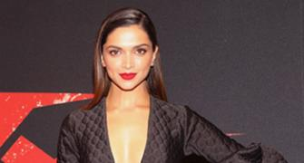 Deepika's most STYLISH promo look? Vote!