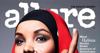 Meet Halima. Muslim. Model. Destroyer of Stereotypes