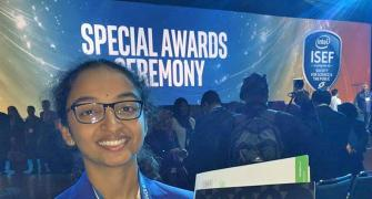 Why a planet was named after Sahithi Pingali