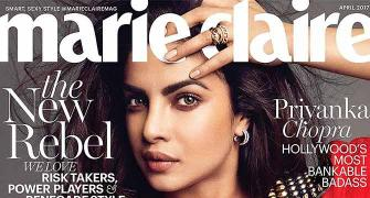 Priyanka is living her 'American dream'