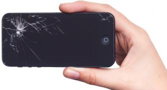 Finally, a solution to cracked phone screens!
