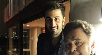 Rishi Kapoor's confessions about his son, Ranbir