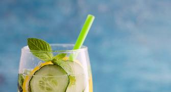 How to make Cucumber Mint Cooler