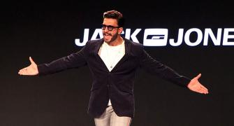 Ranveer's swag secret is out!