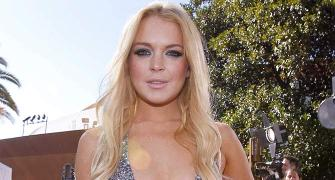 Lindsay Lohan wore a hijab and the internet is really confused