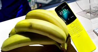 The coolest things about Nokia's Matrix banana phone