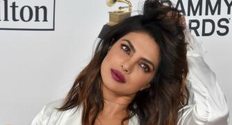 Decoding Priyanka Chopra's 'straight out of bed' Grammy look