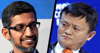 The Artificial Intelligence debate: Sundar Pichai vs Jack Ma