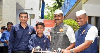 Tilak Mehta, 13, could be India's youngest techpreneur