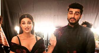 How Parineeti Chopra expressed her love for BFF Arjun Kapoor