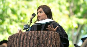 Don't miss! Mindy Kaling's practical advice to class of 2018