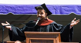 Vir Das to grads: How to be stupid yet win at life