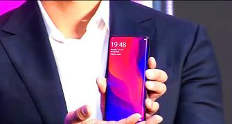 Oppo Find X: Just innovative, not impressive