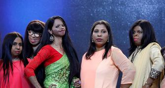 The grit and determination of these acid attack survivors will inspire you