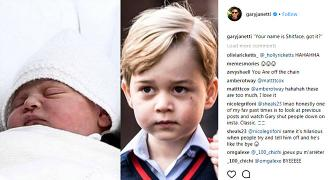 What Prince George thinks about Meghan Markle