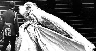 Royal wedding dresses from around the world