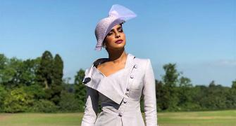 Priyanka at the royal wedding: Which look do you like better? VOTE!