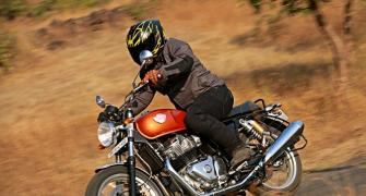 Has Royal Enfield hit a winner with the Interceptor 650?