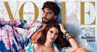 This Portuguese supermodel calls Ranveer 'a beautiful soul'
