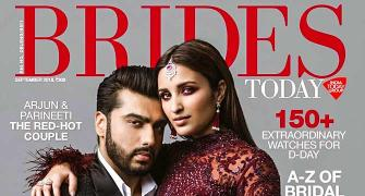 Parineeti and Arjun look like a couple in love