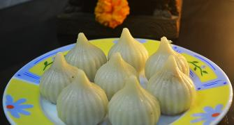 WATCH: How to make steamed modaks