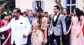 Must-see! Isha Ambani gets engaged to Anand Piramal