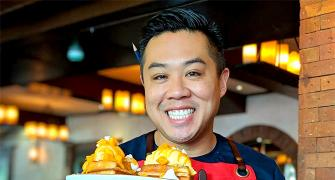 Healthy food secrets from Chef Kelvin Cheung's kitchen