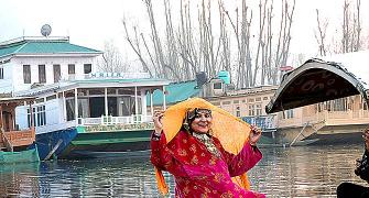 In pix: How to holiday in Kashmir