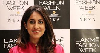 Why this designer wants to dress up Smriti Irani