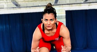 Wrestling does not frighten Geeta Phogat. THIS does...