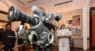 At last! A museum of Indian Cinema