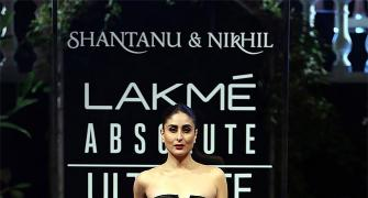 Backless and bewitching! How Bebo brought the curtains down at LFW